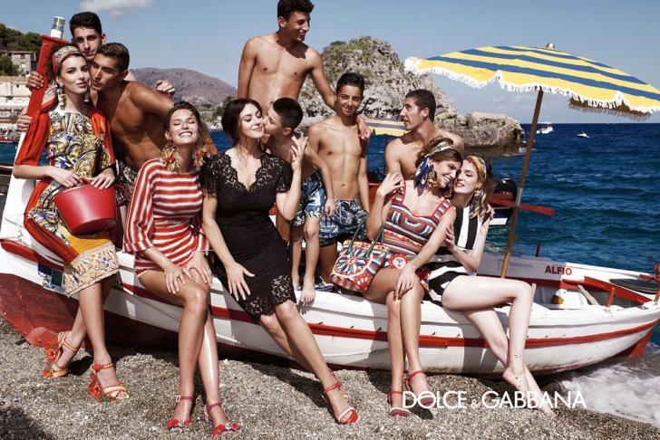 Dolce & Gabbana SS 2013-002